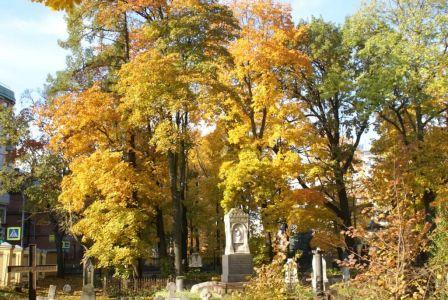 Осень у Смоленки