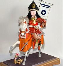 Samurai-doll120as