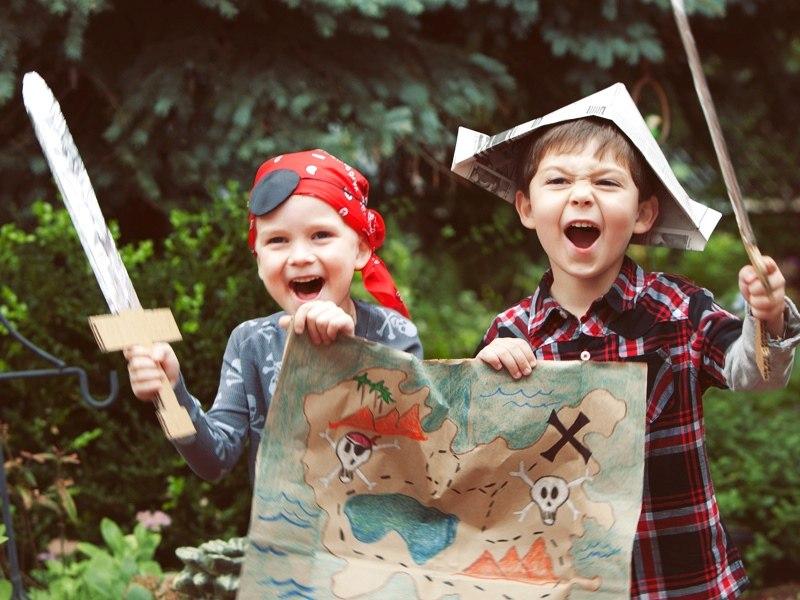 23 АПРЕЛЯ в 14.00 — Открыта запись на квест «КАРТА СОКРОВИЩ». Йо-хо-хо! Нас ждет большая пиратская…