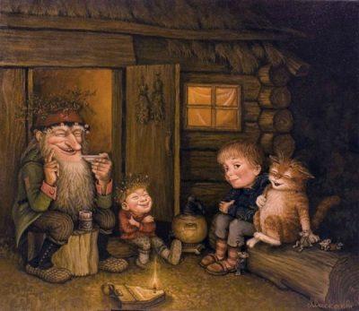 Уютный клуб «В гостях у сказки»