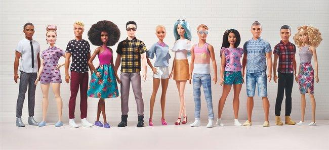 Барби-феминистка (или как управлять людьми)