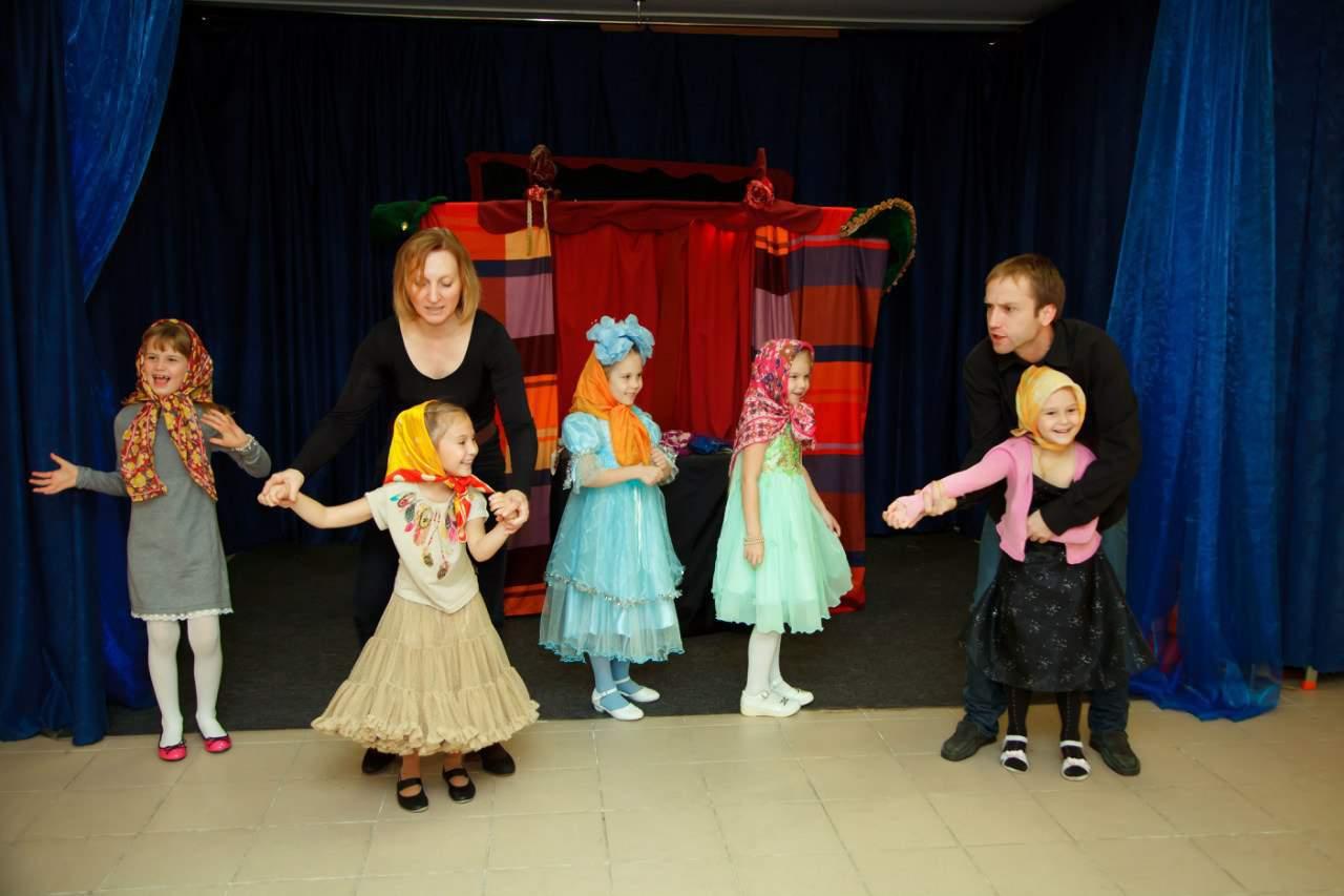 Спектакль «Веселый калейдоскоп» (театр «Картонный дом»)3+ 25 марта в 16-00!