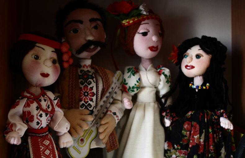 Музей кукол в Житомире