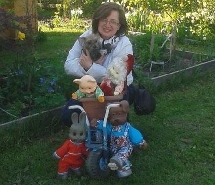 Владелица самой большой в Вологде коллекции кукол мечтает создать музей