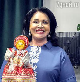 Надежда Бабкина открывает в Москве музей кукол