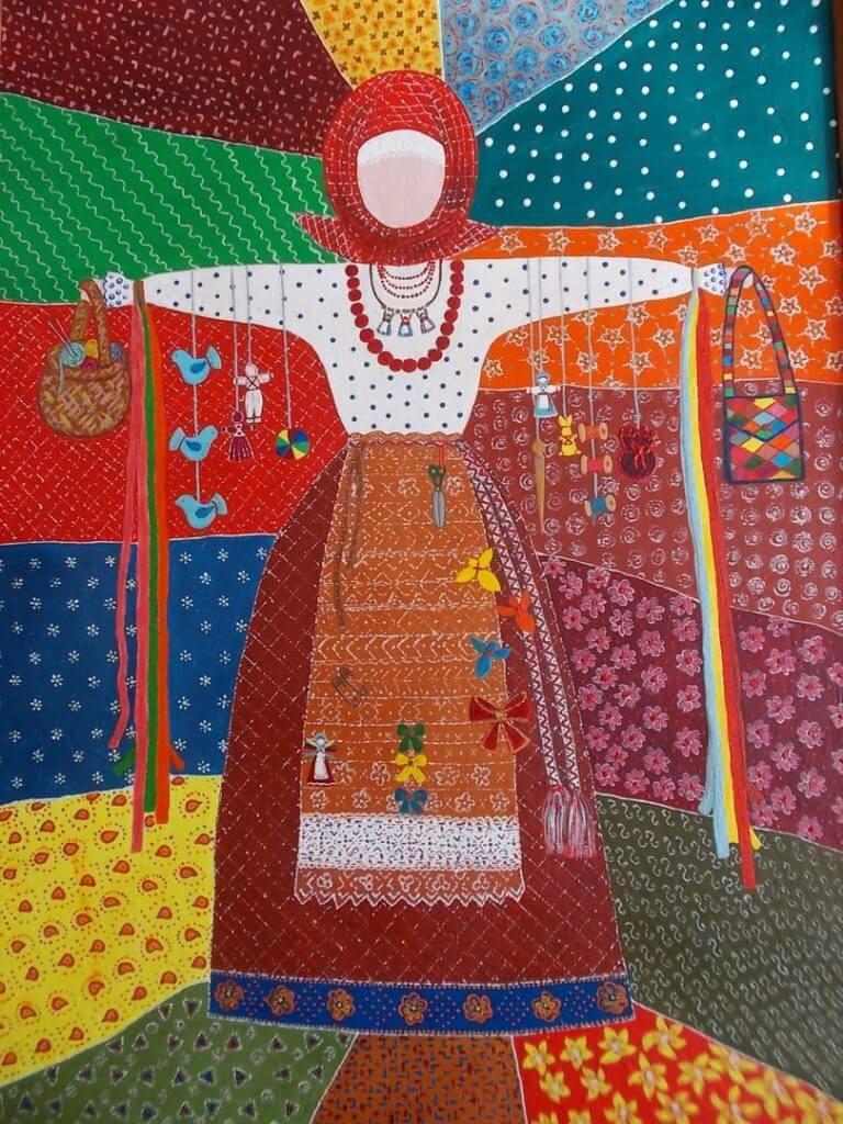 Выставка «Уфимский наив». Открылась выставка 5 ноября.