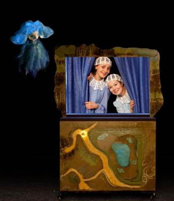 7 апреля в 13-00 Спектакль «Путешествие звездочки»