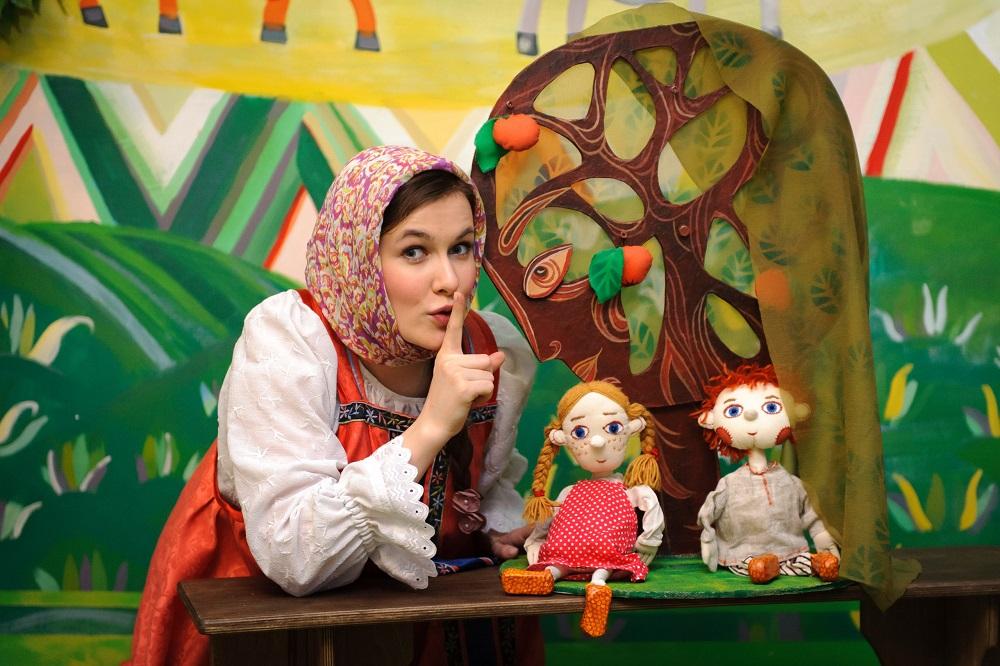 Спектакли в Музее кукол