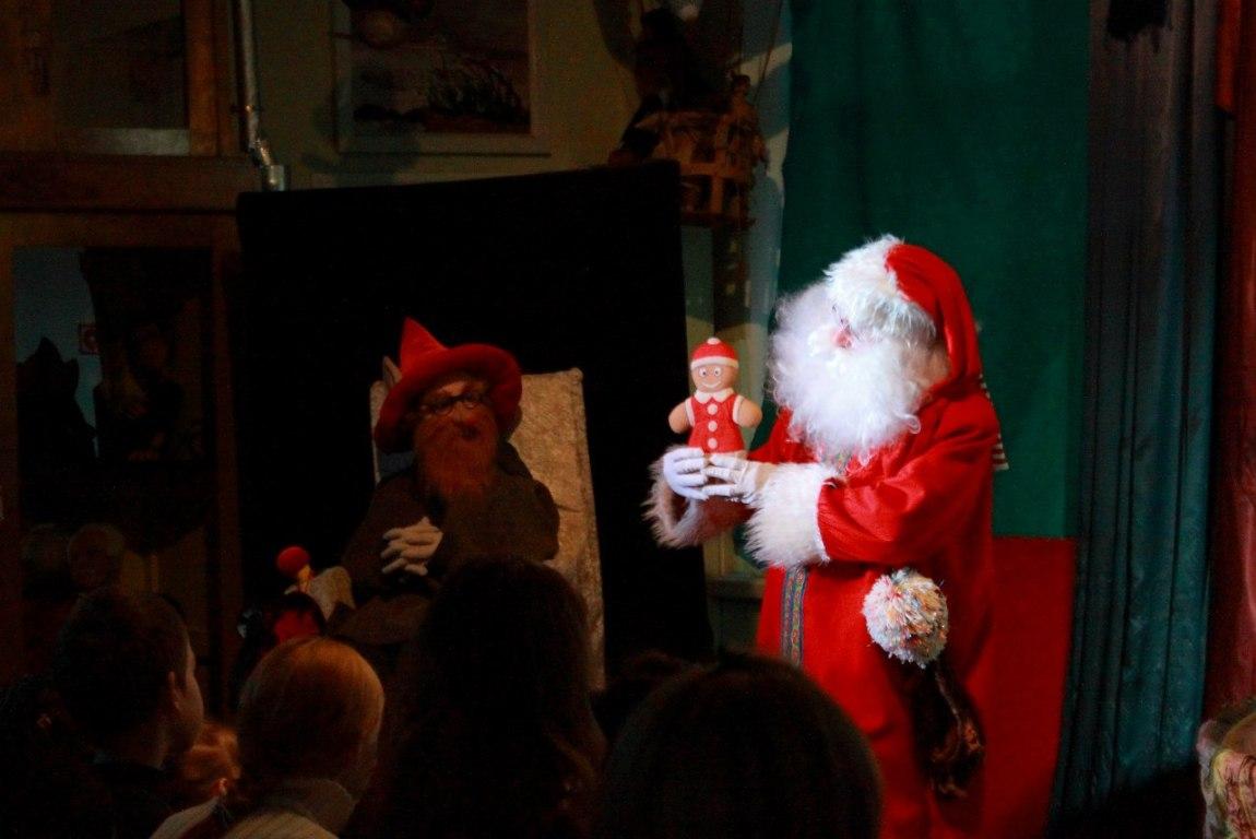 Ежегодный зимний фестиваль кукольных театров «Сундучок сказок» в Санкт-Петербургском Музее Кукол
