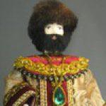 Рисунок профиля (Лавка Музей кукол)